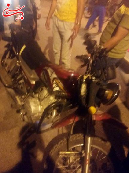تصادف مرگبار در خیابان دکتر حسابی کوهدشت +تصاویر و جزئیات (6)