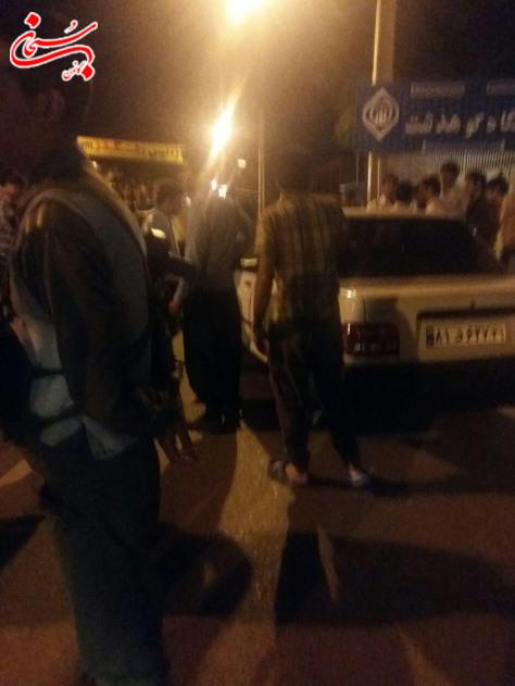 تصادف مرگبار در خیابان دکتر حسابی کوهدشت +تصاویر و جزئیات (7)