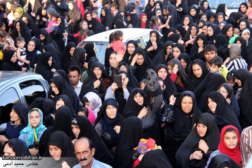تصاویر استقبال از کاروان خدام و پرچم حرم امام رضا(ع) در کوهدشت (27)