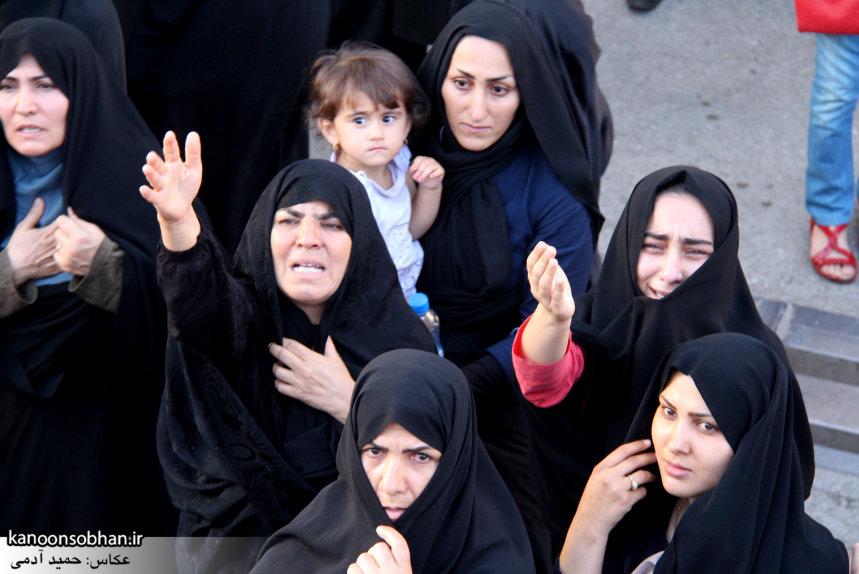 تصاویر استقبال از کاروان خدام و پرچم حرم امام رضا(ع) در کوهدشت (29)