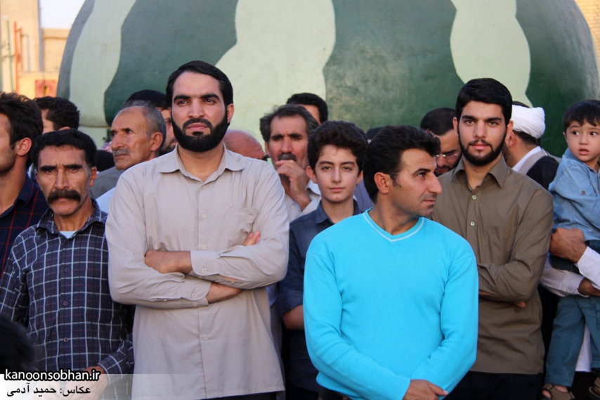 تصاویر استقبال از کاروان خدام و پرچم حرم امام رضا(ع) در کوهدشت (45)
