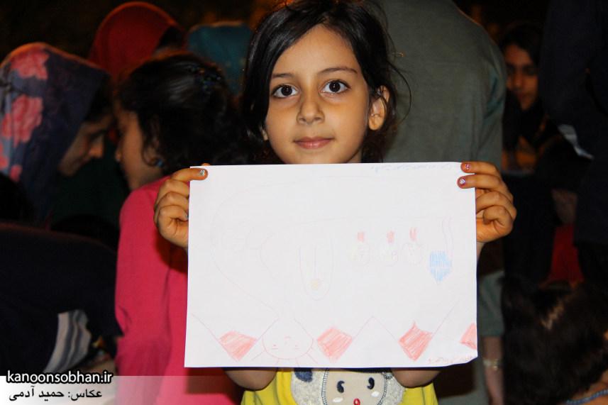 تصاویر ایستگاه نقاشی شبانه پارک کشاورز کوهدشت (10)