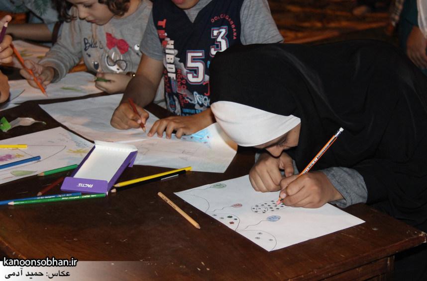 تصاویر ایستگاه نقاشی شبانه پارک کشاورز کوهدشت (20)