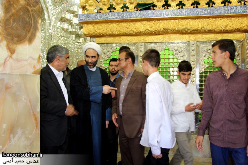 تصاویر بزرگداشت امام زاده محمد(ع) کوهدشت در مرداد 95 (81)