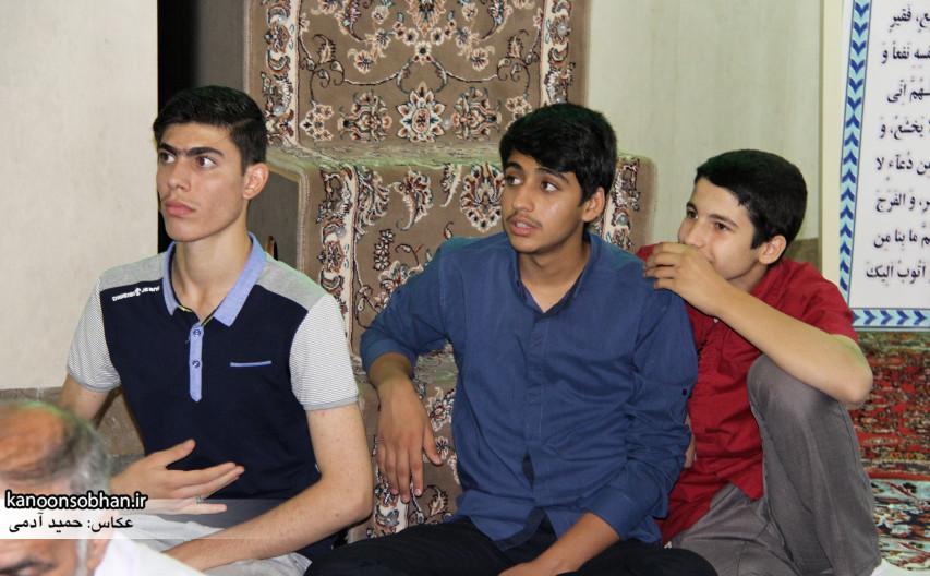 تصاویر بزرگداشت سالروز بازگشت آزادگان در مسجد نبی اکرم(ص) کوهدشت (11)