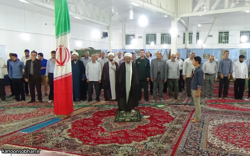 تصاویر بزرگداشت سالروز بازگشت آزادگان در مسجد نبی اکرم(ص) کوهدشت (14)