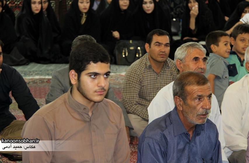 تصاویر بزرگداشت سالروز بازگشت آزادگان در مسجد نبی اکرم(ص) کوهدشت (5)