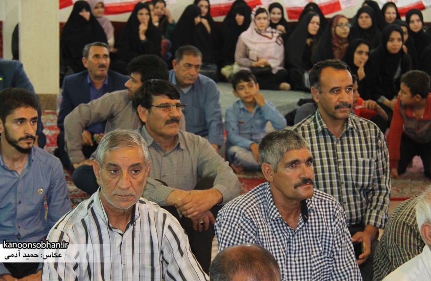 تصاویر بزرگداشت سالروز بازگشت آزادگان در مسجد نبی اکرم(ص) کوهدشت (6)