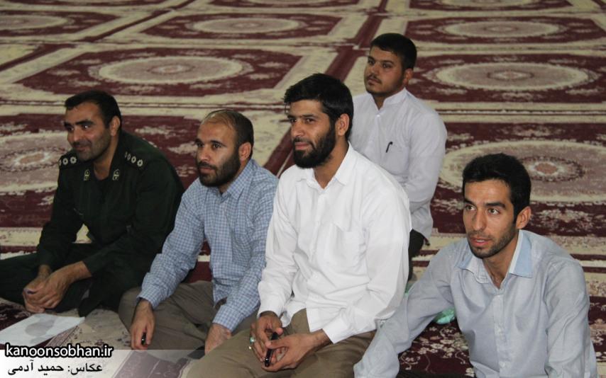 تصاویر تجلیل سپاه ناحیه کوهدشت از خبرنگاران (6)