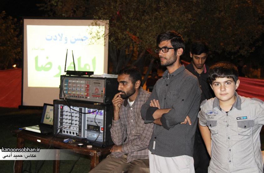 تصاویر جشن میلاد امام رضا (علیه السلام) در پارک کشاورز کوهدشت (20)