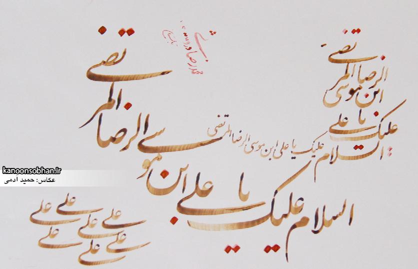 تصاویر جشن میلاد امام رضا (علیه السلام) در پارک کشاورز کوهدشت (29)