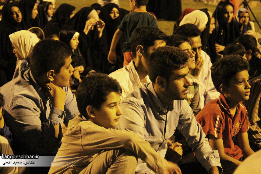 تصاویر جشن میلاد امام رضا (علیه السلام) در پارک کشاورز کوهدشت (6)