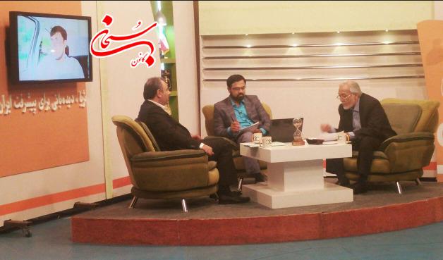 تصاویر حضور دکتر فرشاد حیدری در برنامه ثریا+ متن صحبت ها (2)