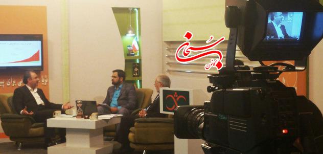تصاویر حضور دکتر فرشاد حیدری در برنامه ثریا+ متن صحبت ها (3)
