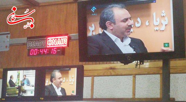 تصاویر حضور دکتر فرشاد حیدری در برنامه ثریا+ متن صحبت ها (5)