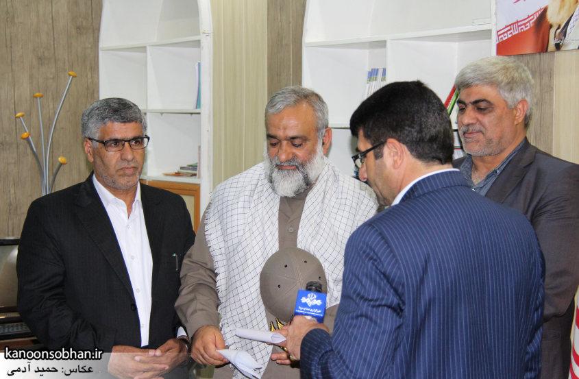 تصاویر حضور سردار نقدی در کوهدشت لرستان (46)