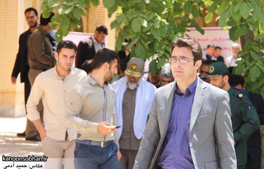 تصاویر حضور سردار نقدی در کوهدشت لرستان (50)