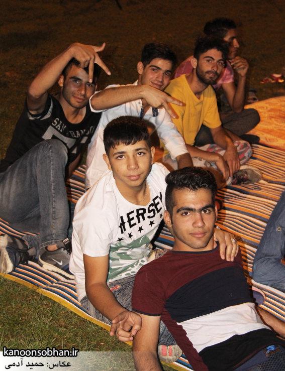 تصاویر شب ششم برنامه های فرهنگی پارک کشاورز کوهدشت (14)