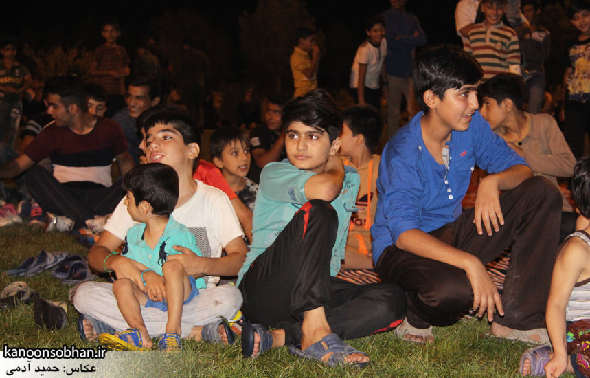 تصاویر شب ششم برنامه های فرهنگی پارک کشاورز کوهدشت (33)