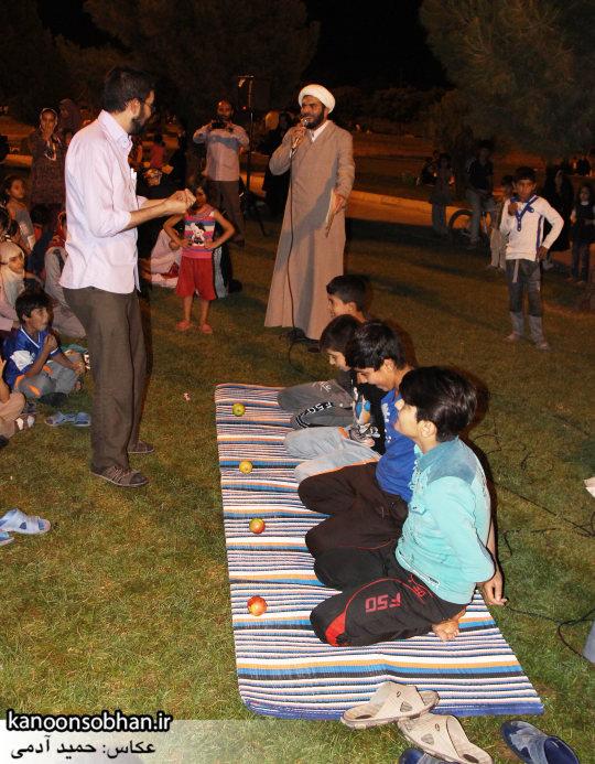 تصاویر شب ششم برنامه های فرهنگی پارک کشاورز کوهدشت (34)