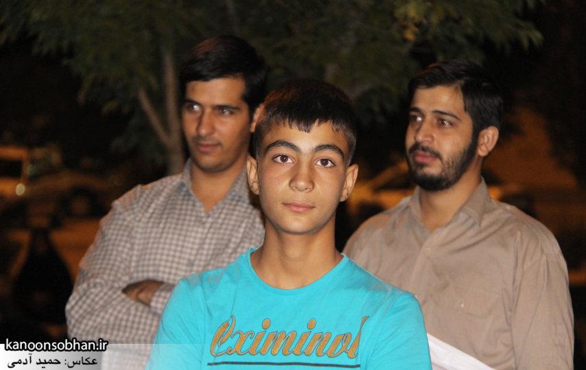 تصاویر شب ششم برنامه های فرهنگی پارک کشاورز کوهدشت (40)