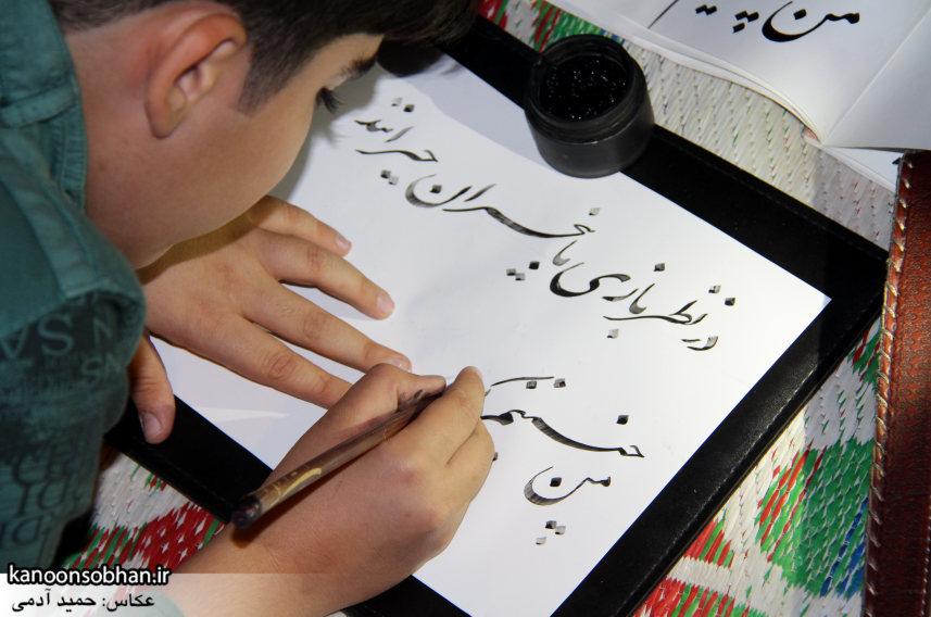 تصاویر شب ششم برنامه های فرهنگی پارک کشاورز کوهدشت (6)