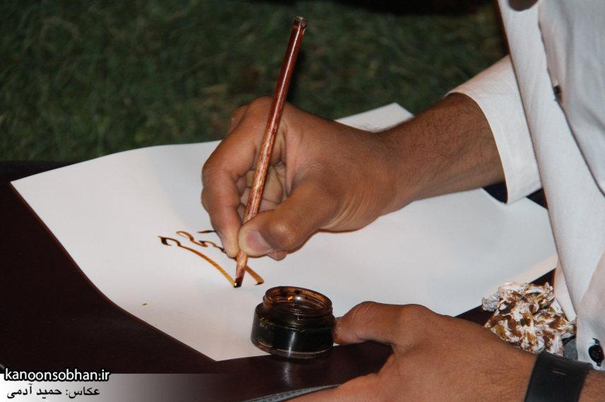 تصاویر شب ششم برنامه های فرهنگی پارک کشاورز کوهدشت (9)