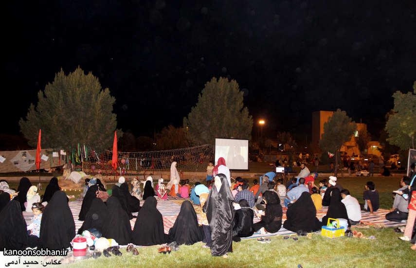 تصاویر شب های هفتم و هشتم برنامه های فرهنگی پارک کشاورز کوهدشت (11)