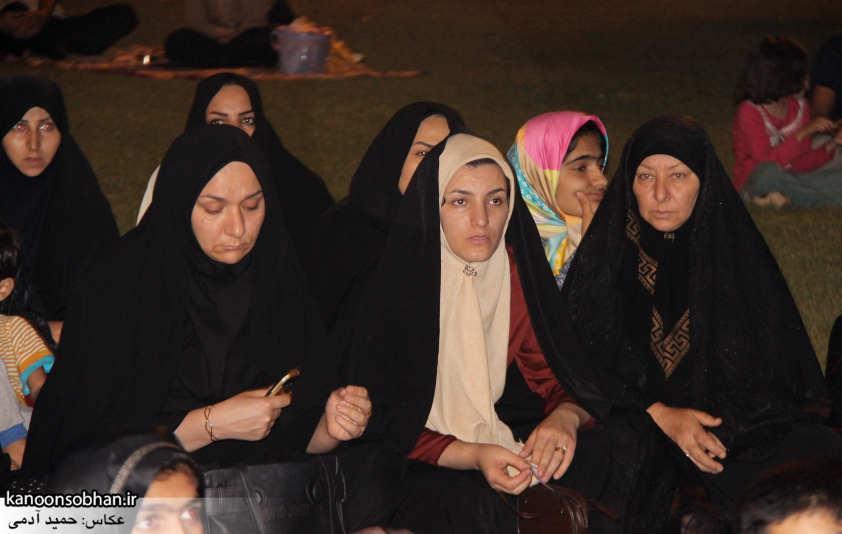 تصاویر شب های هفتم و هشتم برنامه های فرهنگی پارک کشاورز کوهدشت (17)