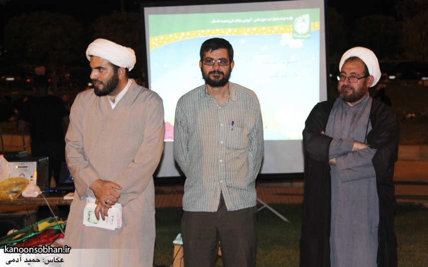 تصاویر شب های هفتم و هشتم برنامه های فرهنگی پارک کشاورز کوهدشت (2)