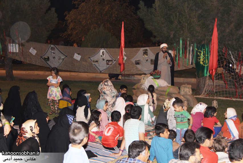تصاویر شب های هفتم و هشتم برنامه های فرهنگی پارک کشاورز کوهدشت (23)