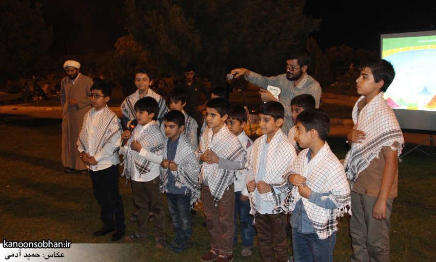 تصاویر شب های هفتم و هشتم برنامه های فرهنگی پارک کشاورز کوهدشت (5)