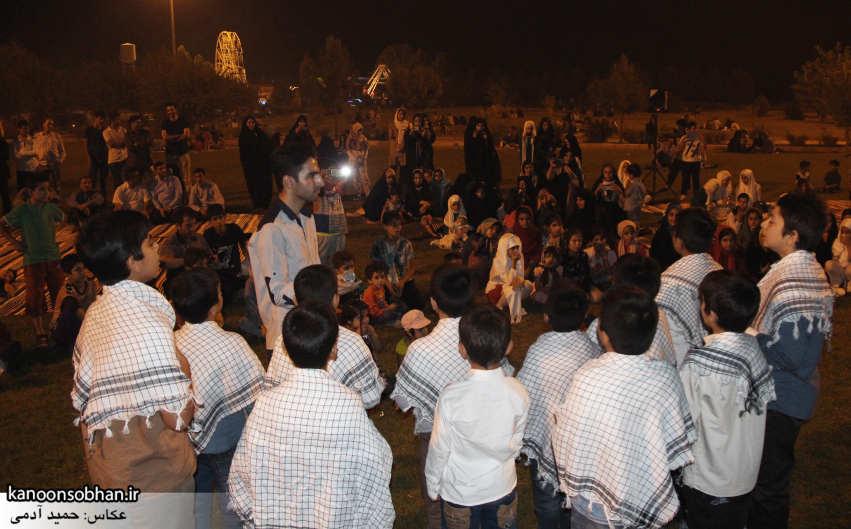 تصاویر شب های هفتم و هشتم برنامه های فرهنگی پارک کشاورز کوهدشت (8)
