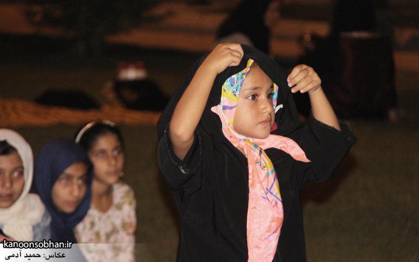 تصاویر شب پنجم برنامه های فرهنگی پارک کشاورز کوهدشت (1)
