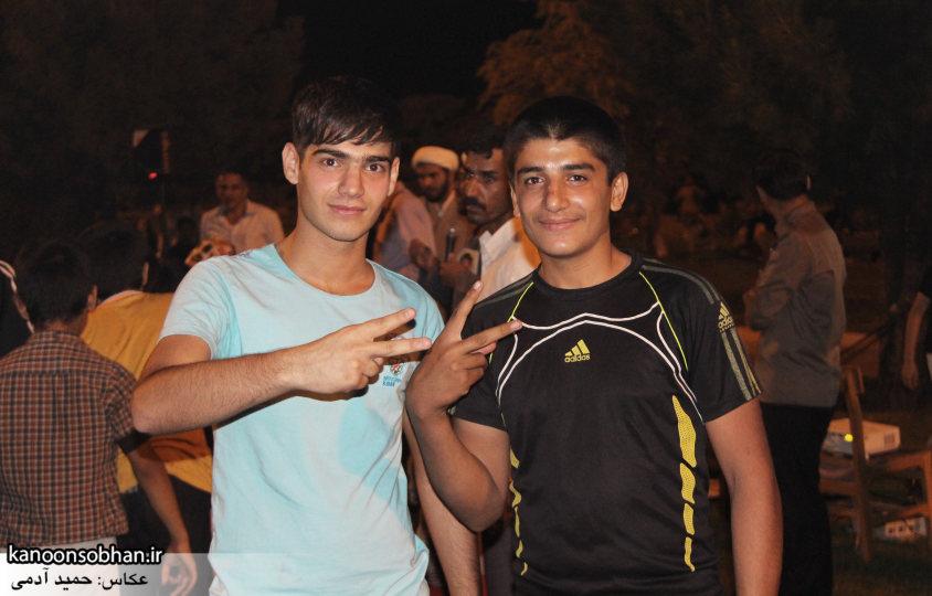 تصاویر شب پنجم برنامه های فرهنگی پارک کشاورز کوهدشت (6)