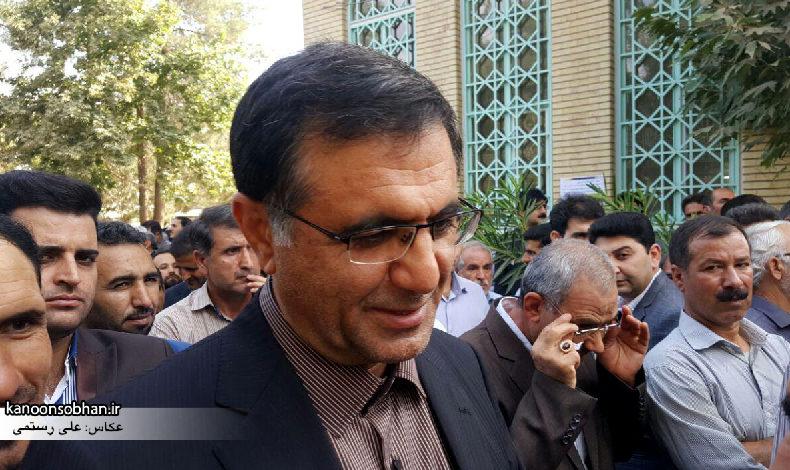 تصاویر مراسم خاکسپاری والده محترمه حاج علی اصغر اسفندیاری در کوهدشت (12)