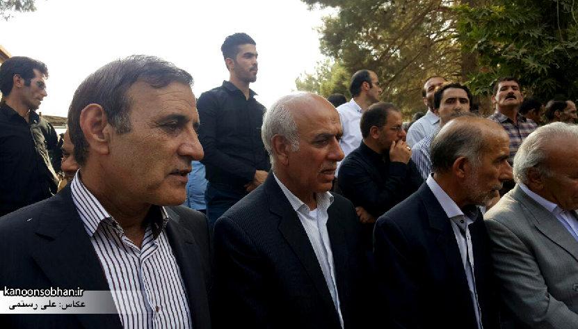 تصاویر مراسم خاکسپاری والده محترمه حاج علی اصغر اسفندیاری در کوهدشت (9)