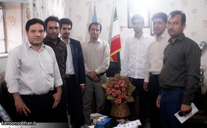 تصاویر نشست خبری رئیس دانشگاه پیام نور کودشت با اصحاب رسانه (1)