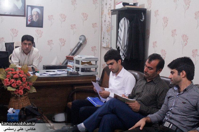 تصاویر نشست خبری رئیس دانشگاه پیام نور کودشت با اصحاب رسانه (2)