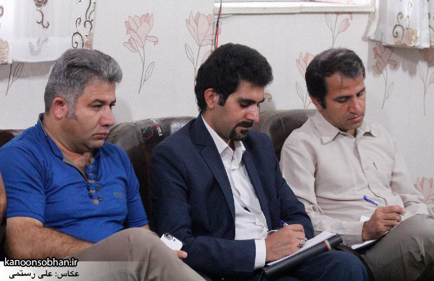 تصاویر نشست خبری رئیس دانشگاه پیام نور کودشت با اصحاب رسانه (5)