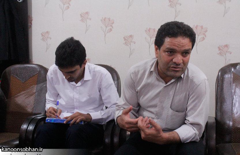 تصاویر نشست خبری رئیس دانشگاه پیام نور کودشت با اصحاب رسانه (8)