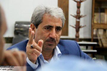 تصاویر نشست خبری شهردار کوهدشت با اصحاب رسانه (1)