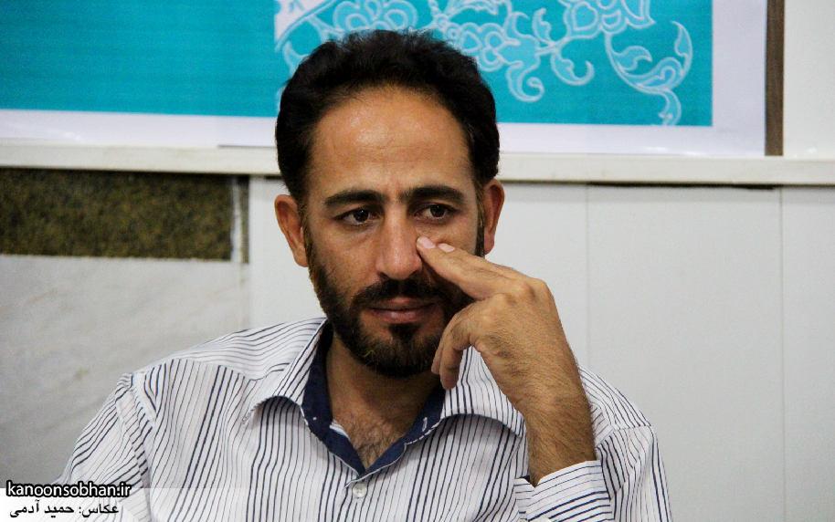 تصاویر نشست خبری شهردار کوهدشت با اصحاب رسانه (4)