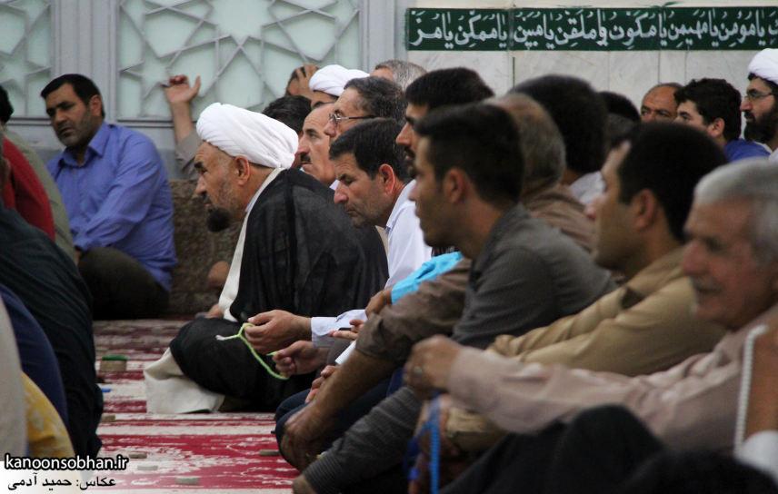 تصاویر نماز جمعه 15 مرداد 95 کوهدشت لرستان (19)