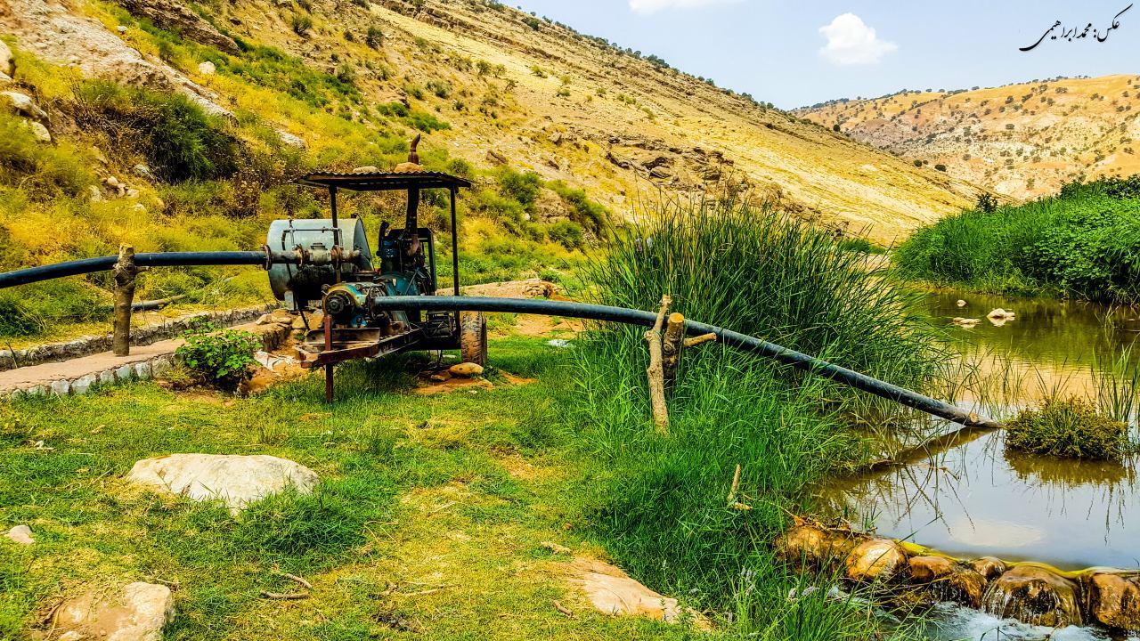 رودخانه مادیان رود کوهدشت لرستان در معرض نابودی کامل+تصاویر (2)