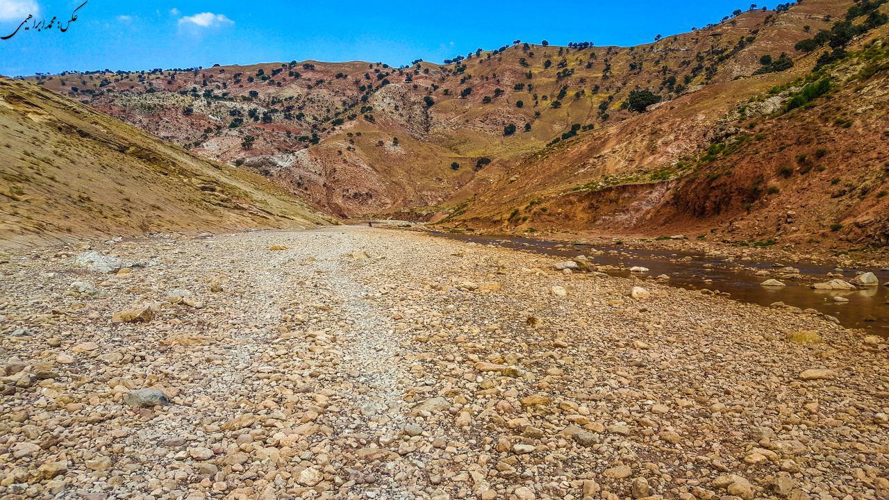 رودخانه مادیان رود کوهدشت لرستان در معرض نابودی کامل+تصاویر (5)