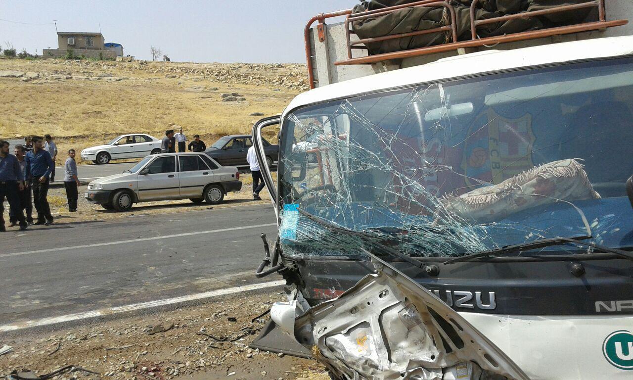7 کشته و زخمی در تصادفسنگین محور خرمآباد به کوهدشت+تصاویر اختصاصی (1)