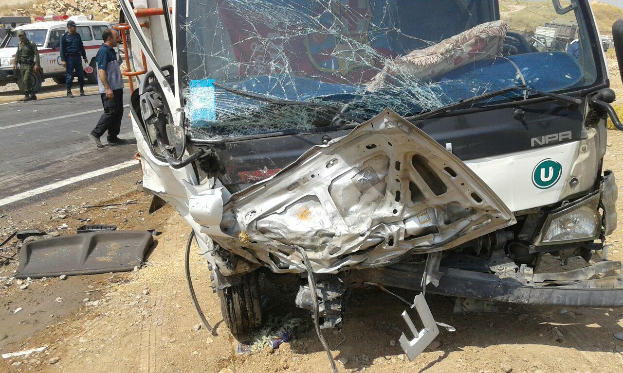 7 کشته و زخمی در تصادفسنگین محور خرمآباد به کوهدشت+تصاویر اختصاصی (3)