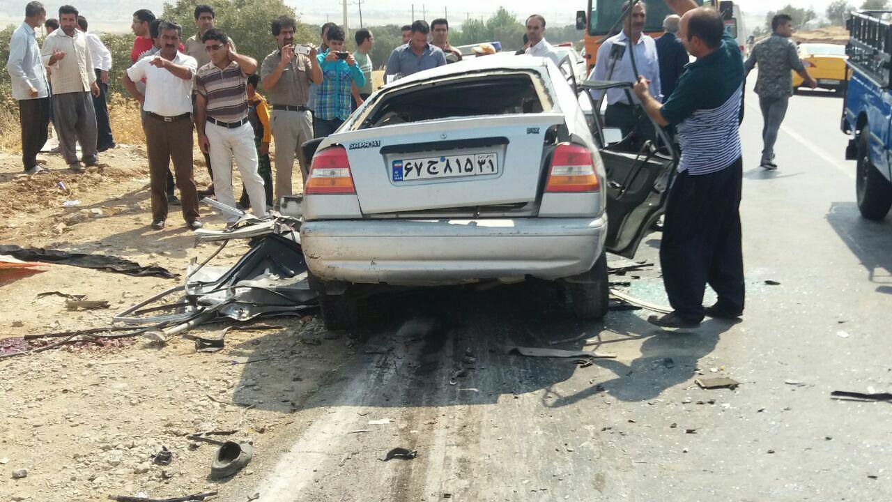 7 کشته و زخمی در تصادفسنگین محور خرمآباد به کوهدشت+تصاویر اختصاصی (4)
