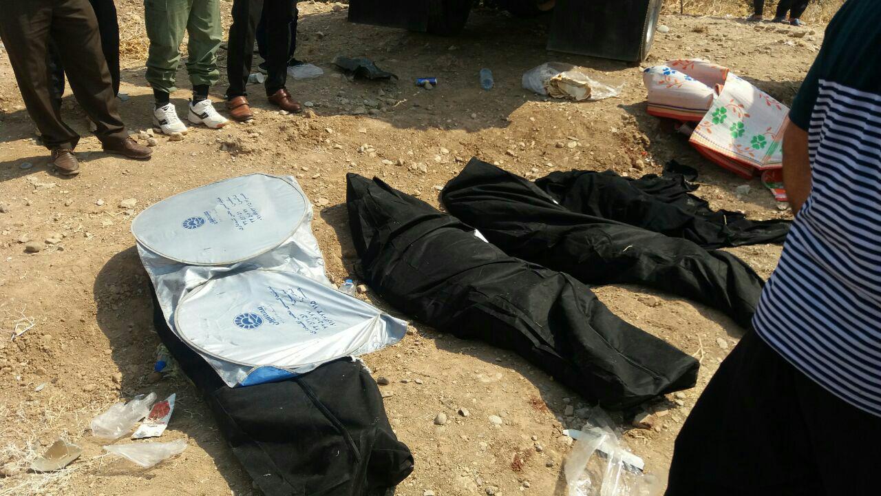 7 کشته و زخمی در تصادفسنگین محور خرمآباد به کوهدشت+تصاویر اختصاصی (5)